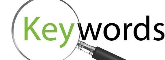 keywords关键词