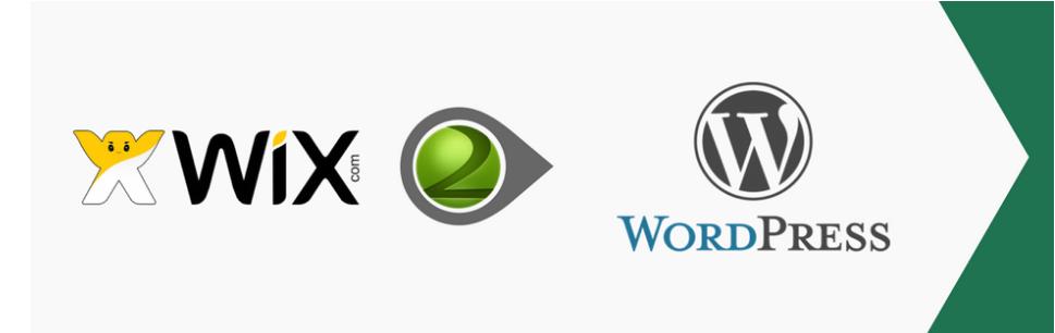 wix迁移wordpress