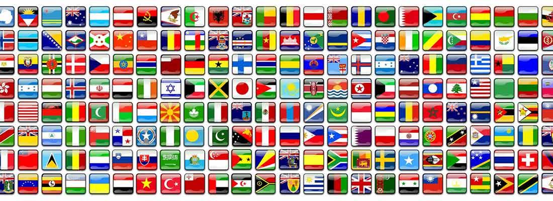 世界各国的国旗