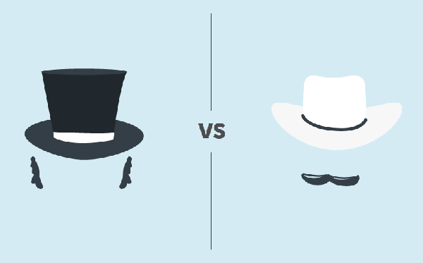 黑帽VS白帽